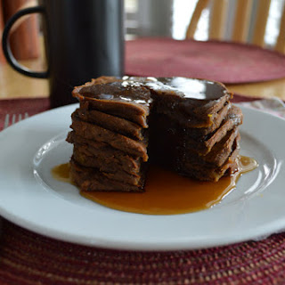 Oven Baked Pumpkin Spice Pancakes from 85 Amazing AIP Breakfasts.