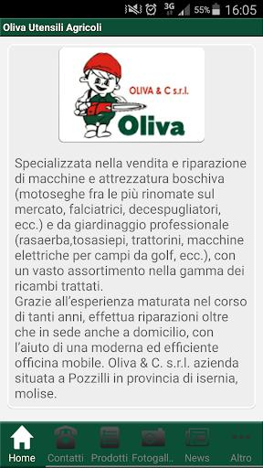 Oliva Utensili Agricoli
