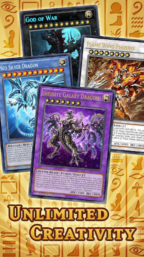 Card Maker for YugiOh 1.4.2 Screenshots 1