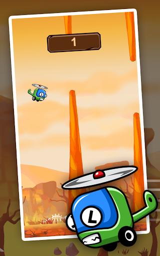 玩街機App|CopterX - 直升機遊戲免費|APP試玩