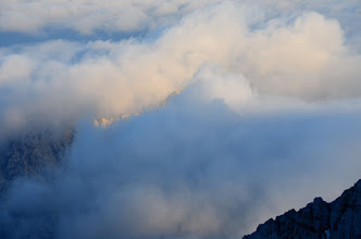 Photo: Są fajne chmurki...
