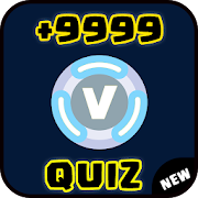 Quiz For Free V Bucks Battel Royal