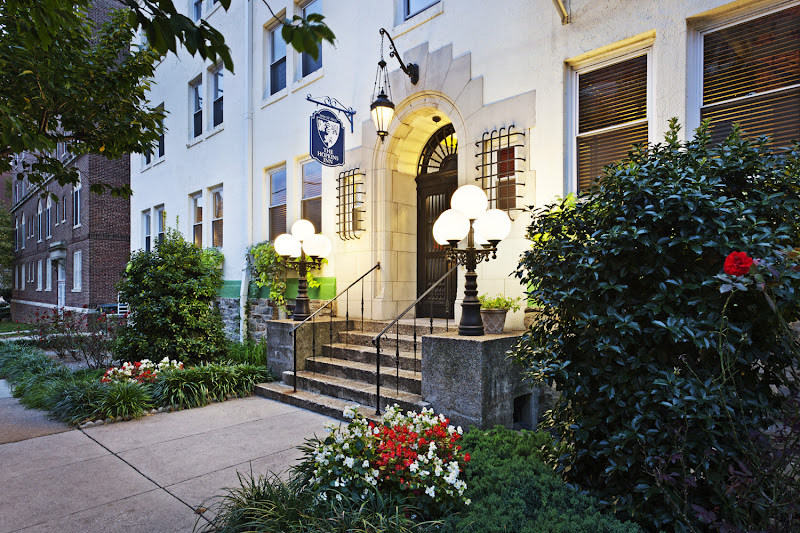 Photo: The Hopkins Inn (Baltimore, MD)