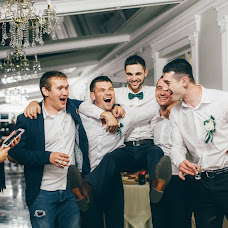 Wedding photographer Volodimir Lucik (VladimirL). Photo of 02.02.2018