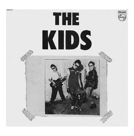 LP -The Kids - The Kids