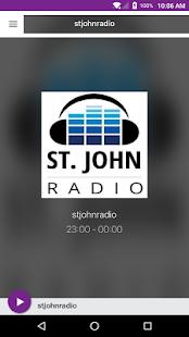stjohnradio - náhled