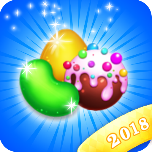 Sweet Candy Bears Match 3 (game)