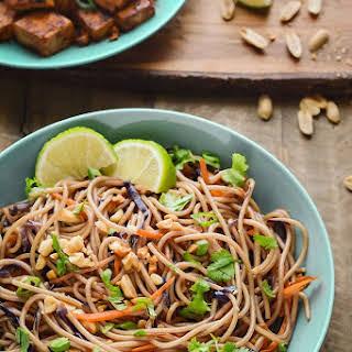 Easy Asian Noodles.