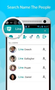 Free video calls and chat App Download For Android 1