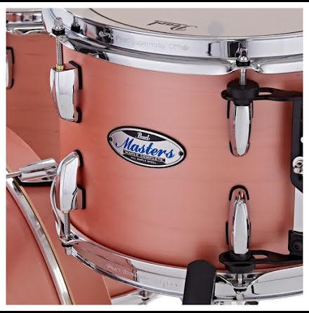 Pearl Masters Maple Complete - MCT925XEP - Satin Sakura Coral
