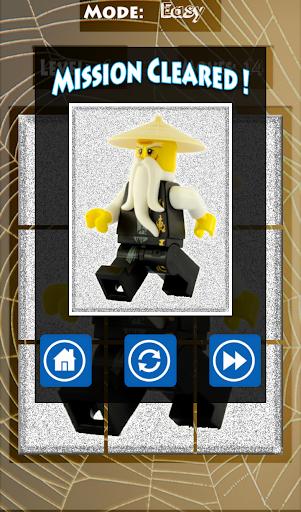 玩免費解謎APP|下載Ninja puzzle Turtle Kids app不用錢|硬是要APP