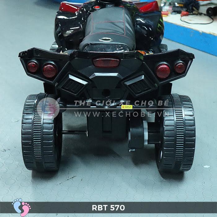Xe moto điện trẻ em RBT-570 9