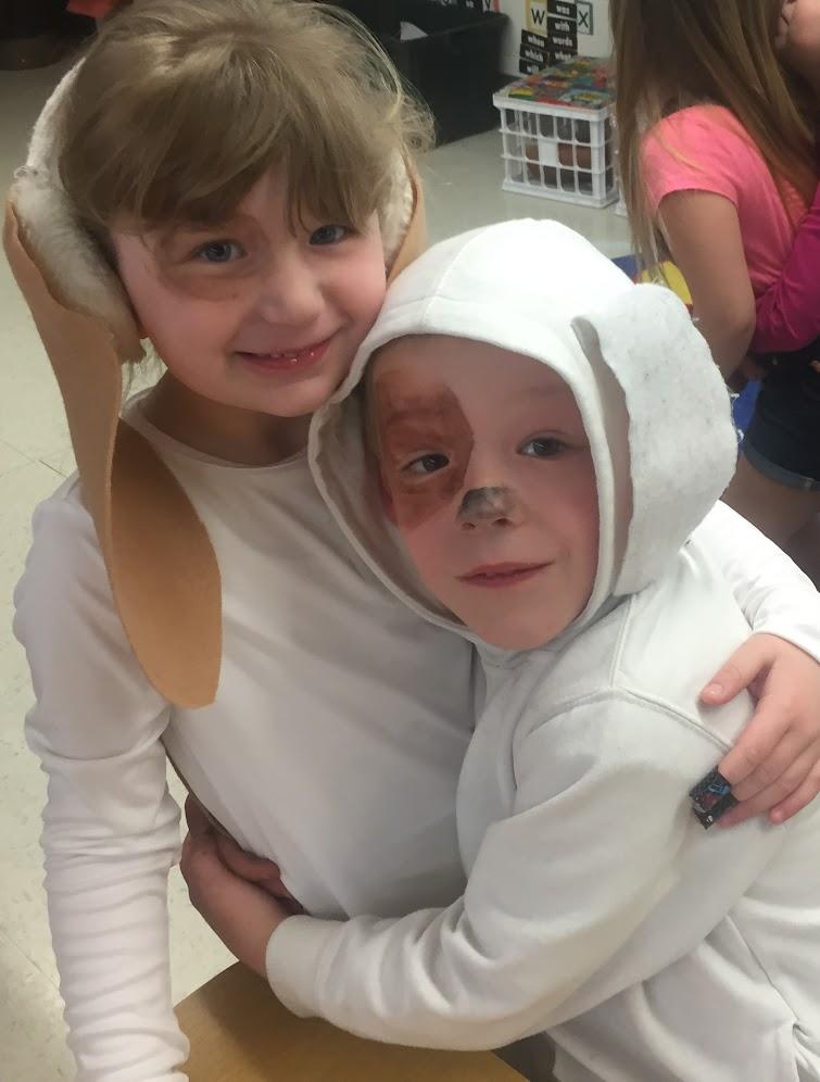Ms. Trantham\'s Kindergarten Blog: Superkid Day//Happy Spring Break