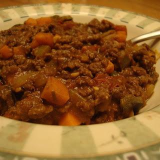 Roasted Poblano and Pumpkin Chili