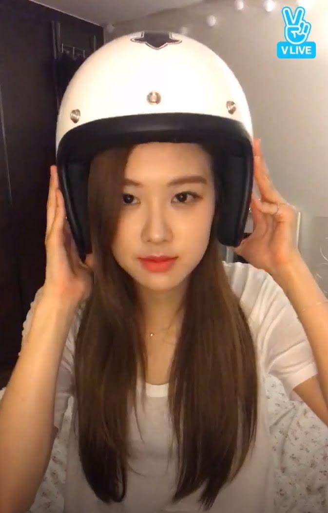 rose helmet