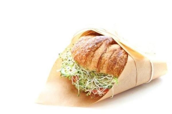 Cool Croissant Sandwich Recipe