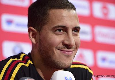 """Eden Hazard probeert zichzelf even te verloochenen, maar dan... """"Nee, 't is waar, ik ben de beste"""""""