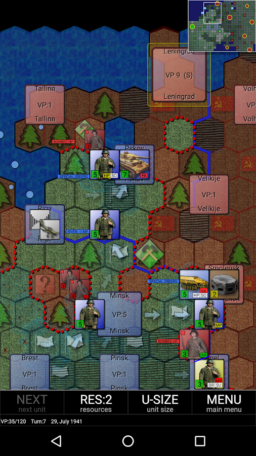 Operation Barbarossa- screenshot