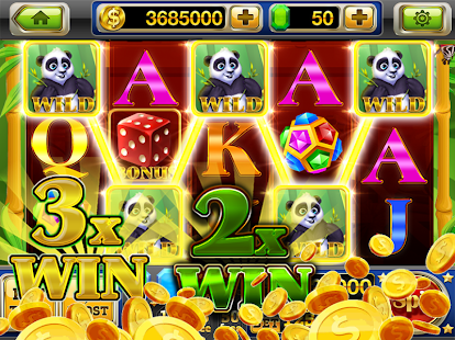 slot machine deluxe android cheats
