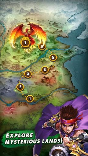 Three Kingdoms & Puzzles: Match 3 RPG 1.5.0 screenshots 4