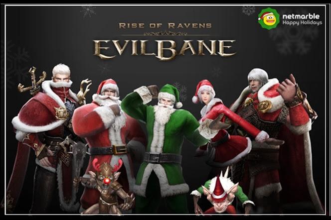 [EvilBane] ลมหนาวมาเยือน…อัพเดตกิจกรรมสุดพิเศษรับฤดูหนาว