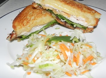 Grilled Turkey, Fig And Cheese Sandwich Recipe