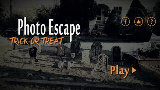 Photo Escape: Trick or Treat