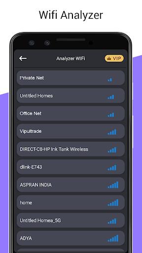 WiFi Free to Connect 1.9 screenshots 1
