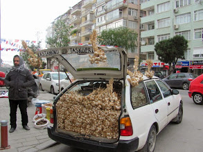 Photo: garlic sale !