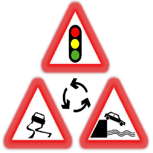 Panneaux Code de la Route Icon
