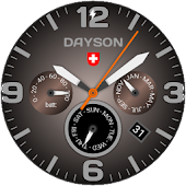 Watch Face DAYSON