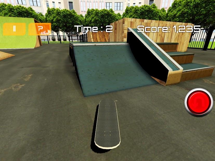 Skateboard Free screenshot 5