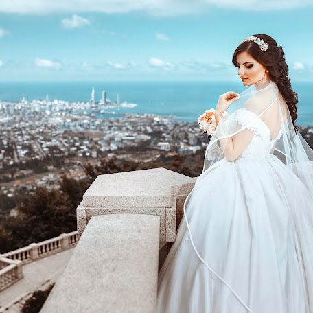 Wedding photographer Niko Mdinaradze (nikomdinaradze). Photo of 10.03.2018