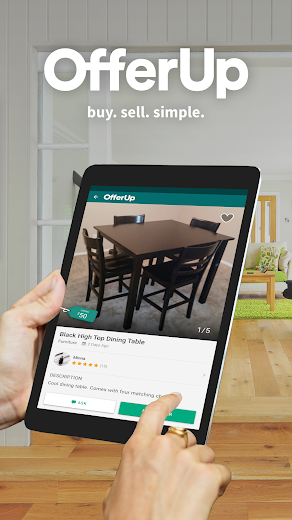 Screenshot 5 for OfferUp's Android app'