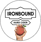 Logo for Ironbound Hard Cider