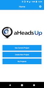 aHeadsUp - náhled