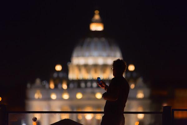St Peter's Cupola, Rome di davide fantasia