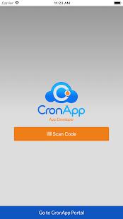 CronApp Developer - náhled