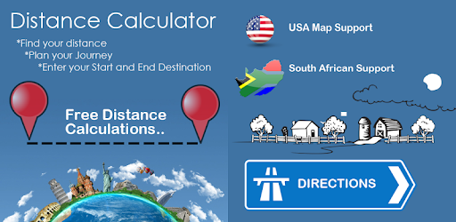 Distance Calculator - Apps on Google Play on