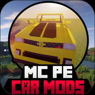 0 CAR MODS FOR MineCraft PE App screenshot