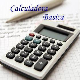 Основной калькулятор