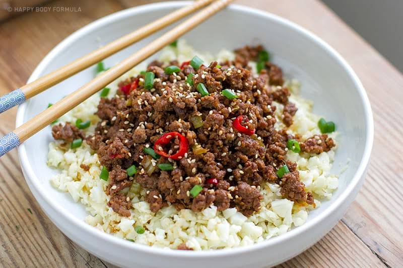 Best Low Carb Korean Food