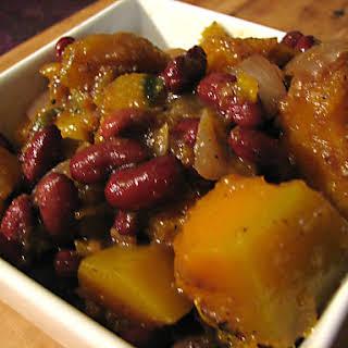 North African pumpkin stew.
