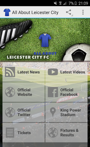 All About Leicester City