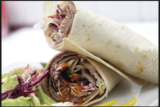 Mixed Wrap