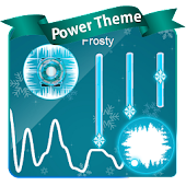 Frosty Poweramp Skin