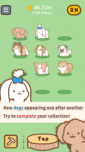 All star dogs - merge puzzle game - náhled