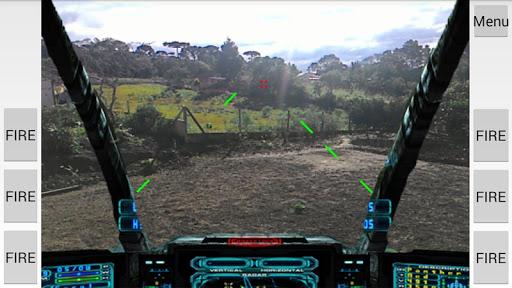Spaceship Cockpit Simulator