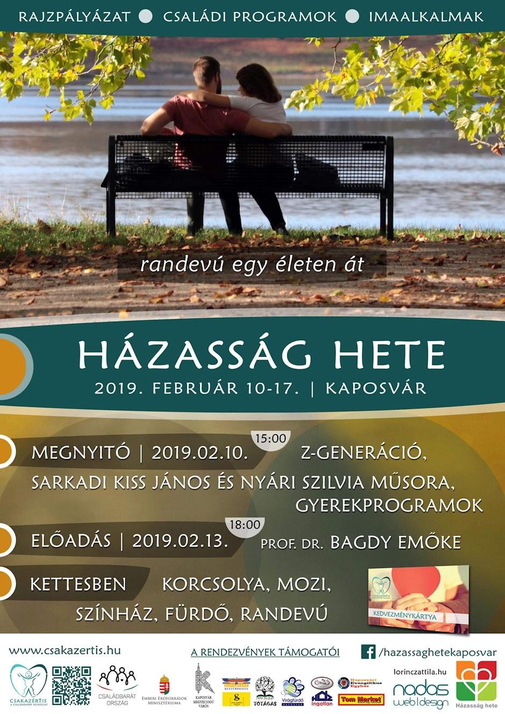 Házasság Hete plakát