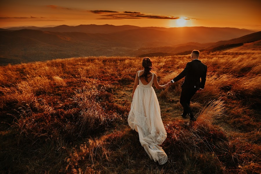 Wedding photographer Wojtek Witek (witek). Photo of 10.02.2020